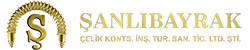 ŞANLIBAYRAK Çelik Konstrüksiyon - Logo